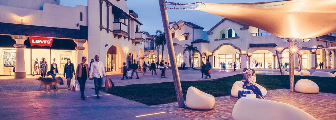 OUTLET, NEW DESTINATION FOR EXPERIENCES
